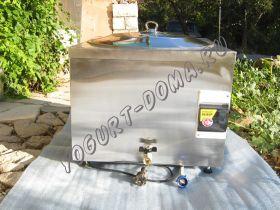 Домашняя мини сыроварка-пастеризатор 30 литров.
